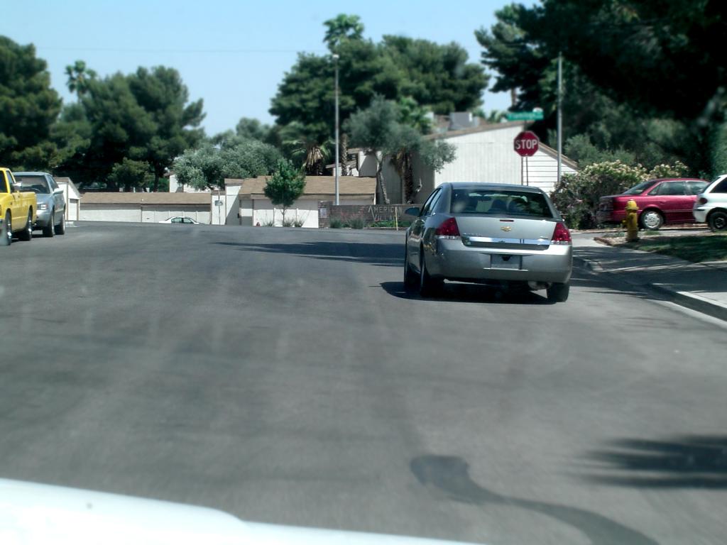 Surveillance Training - Following a Car